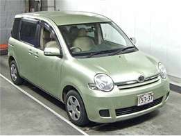 Unbelievable Discount Toyota Sienta 2009,Green FOR SALE 880,000/=ONLY