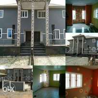 Newly built twin duplex for sale at belle street police station ibadan