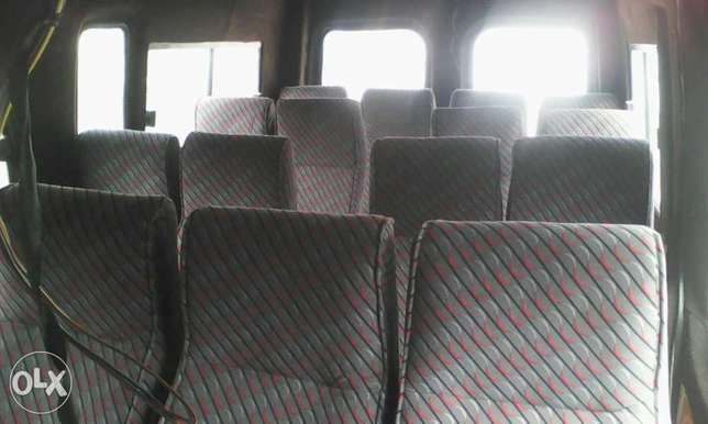 Volkswagen Crafter 14 seater North Coast - image 3