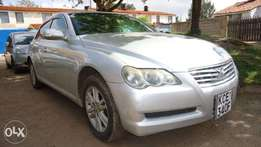 Very Clean Silver Toyota Mark X