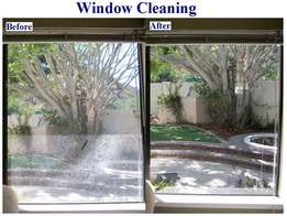 Window Cleaning (Houses/Apartments & Businesses)