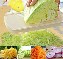 Multi purpose vegetable slicer