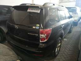 Subaru forester with Sunroof 2010 model KCN number Loaded with allo