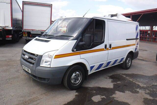 Ford TRANSIT T280S 2.2TDCI 85PS FWD - 2007