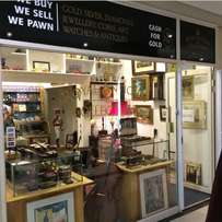 Antiques & Collectables/Pawn Shop for Sale - All Contents & Fittings
