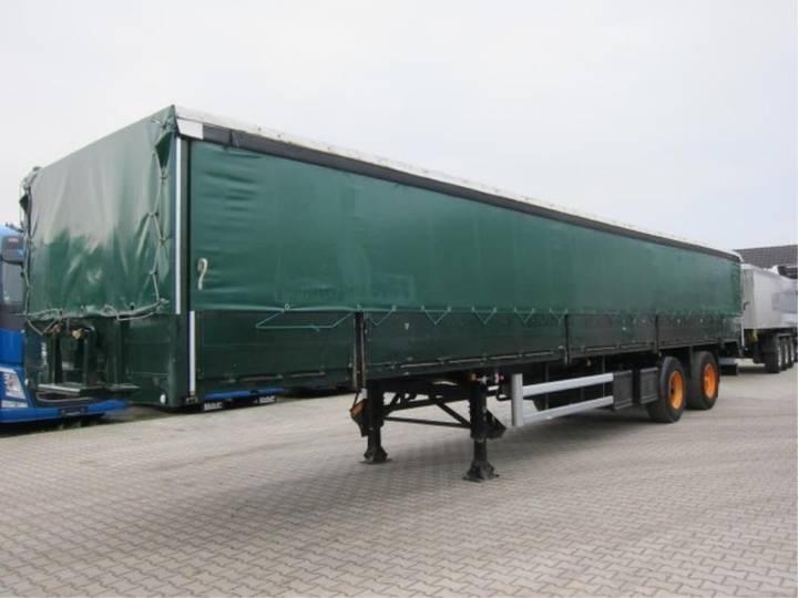 Meusburger Meuser MEU 30 Staaltransport Stuuras - 2000