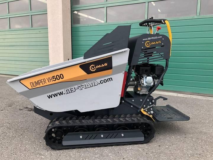VH500 Raupen Dumper - 2018
