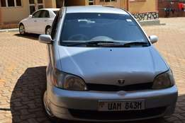 Toyota platz for sale. Gd as new
