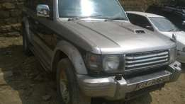 mistubishi pajero for sale