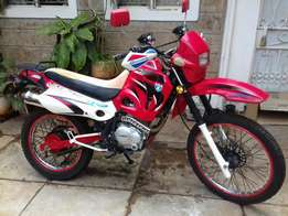 Off-road 150cc thunder