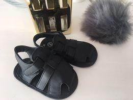 Skórzane buty ecco, chłopięce 35 Wola Krzysztoporska • OLX.pl