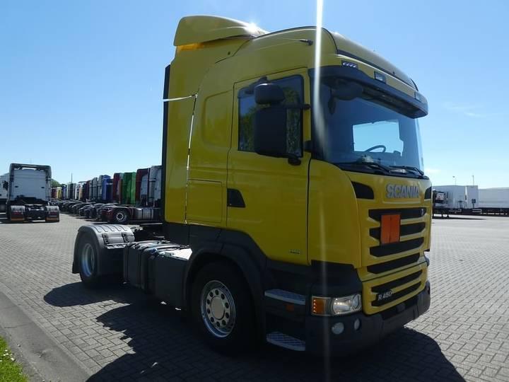Scania R450 hl e6 ret. 2x tank - 2013