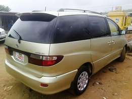 Toyota Previa (Automatic) 02 Model