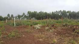 50 by 100 plots for sale in gikambura kikuyu