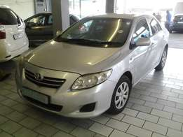2009 Toyota Corolla Verso 1.6 for sell R105000