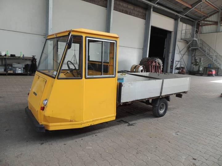 Spykstaal  Bedrijfswagen - 1994