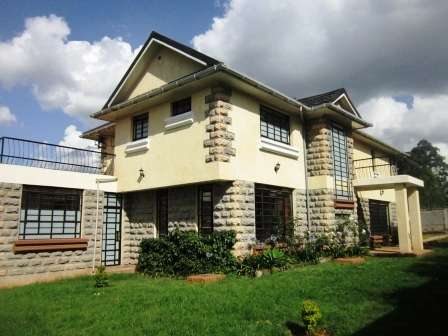 Lovely 4 Bedroom House To Let In Karen Karen - image 8