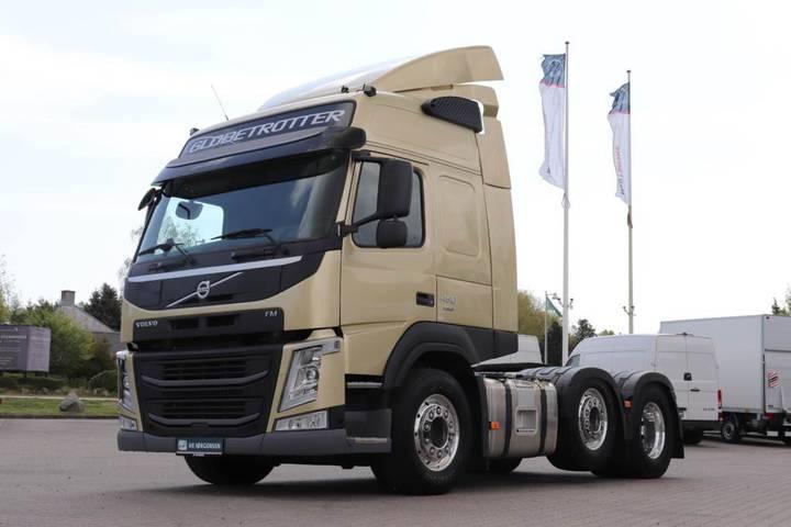 Volvo Fm450 6x2/4 Globetrotter - 2018