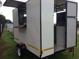 Mobile Kitchen and food trailers for every occasion