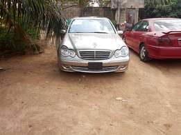 Foreign Used Mercedes Benz C280 (4matic 2007)