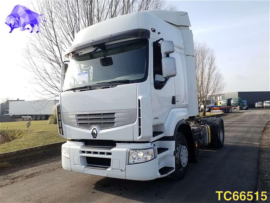 Renault Premium 460 Euro 5 - 2012