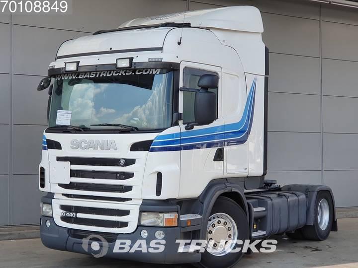 Scania G440 4X2 Retarder ADR Euro 5 - 2011