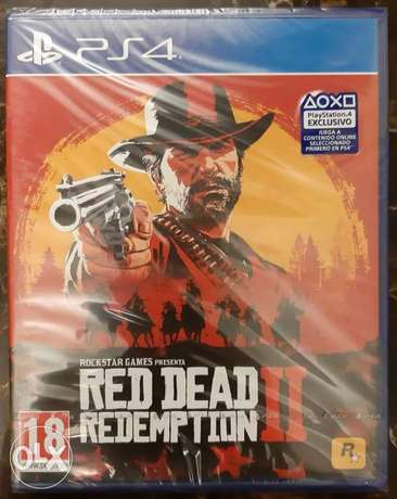 """Red Dead Redemption """"2"""" #-# new"""