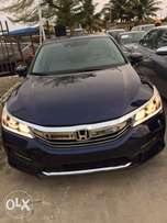 2 months used 2016 Honda accord(Blue)