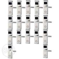 Xeeder Electronic Door Lock With RFID Card Access Control - 17 Set.