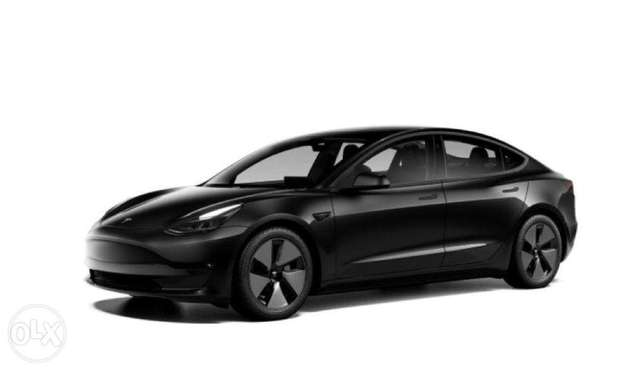 Import your Tesla Model 3 Special Order! by Ghandour Auto