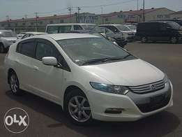 Honda Insight 2010. Hybrid