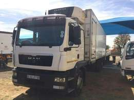 MAN TGM 25-280 Fridge body, 2 Available for sale