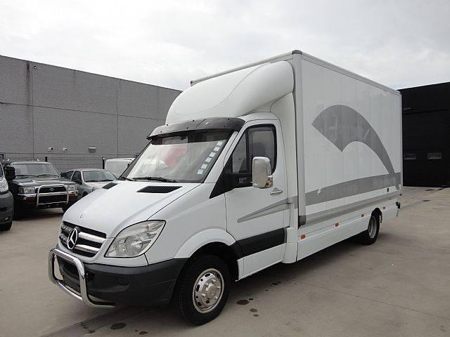 Mercedes-Benz Sprinter 516 CDI - 2010