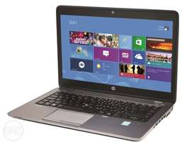 hp Elitebook 840 core i7 laptop 2.1ghz/750gb hdd/8gb ram/touchscreen
