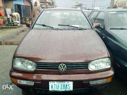 Golf 3 with ac for sale