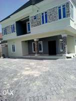 Well finished 2bedroom flats, in an Estate