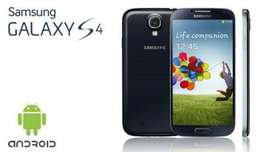 32 GB Samsung Galaxy s4 midnight black