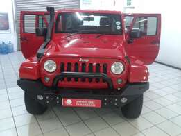 Jeep Wrangler Sahara 3.6 A/T Unlimited