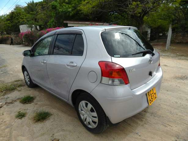 Toyota Vitz - Clean just cleared Nyali - image 2