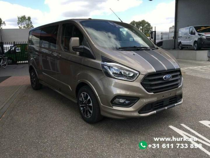 Ford Transit Custom 310 2.0 TDCI 170pk L2H1 Sport Nav - 2019