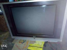 "cheap and neat Flatron 32"" TV"