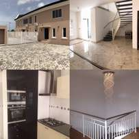 4Bedroom apartment with bq in Lekki phase 1