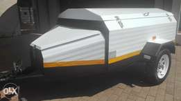 Challenger town and country 6ft trailer