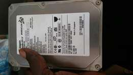 Laptop hard drive 320GB and Desktop hard disk 500GB for sale