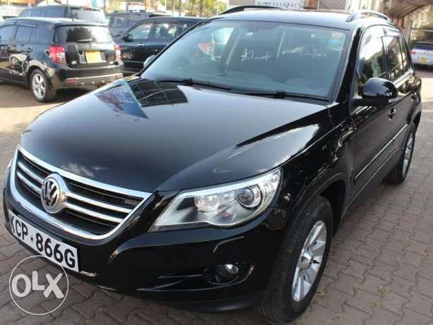 2010 VW Tiguan. Not used locally. Lavington - image 2