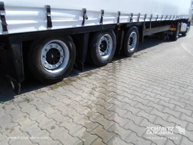 Schmitz Cargobull Semitrailer Prelată culisantă Mega - 2012 - image 8