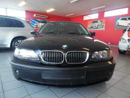 2002 BMW 330D Exclusive E46 stunning for sale