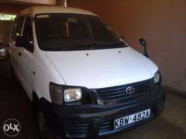 Clean Toyota townAce