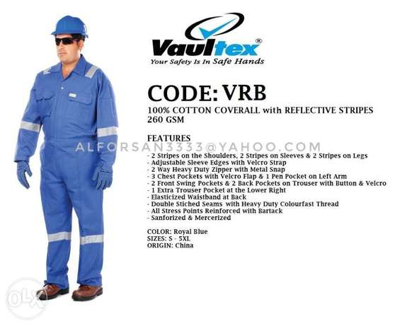 Coverall Work Uniform Pant & Shirt Jeddah - image 8
