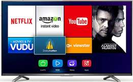 new brand 43 inch hisense smart 4k uhd smart tv in cbd shop call now